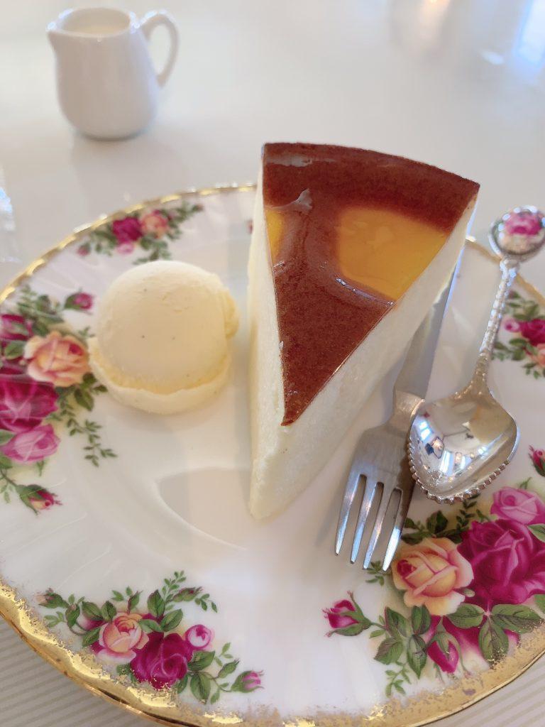 ローヌ京都 マイスターズチーズケーキ