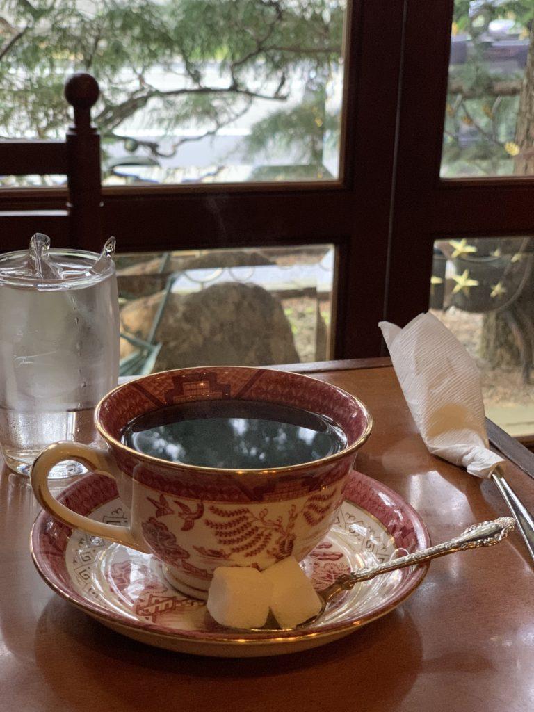 コーヒーショップヤマモトの自家焙煎コーヒー