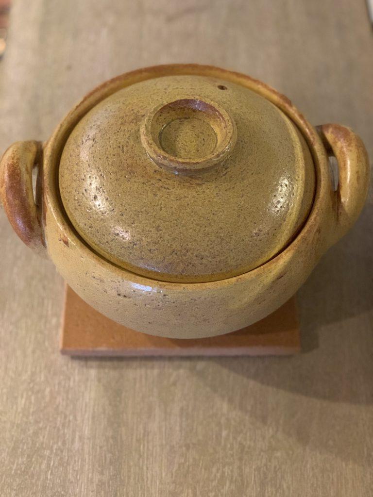 長谷園 みそ汁鍋