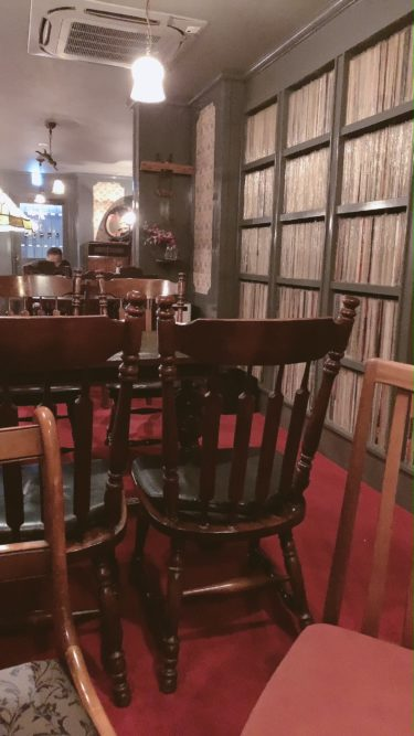 Jazz spot YAMATOYジャススポット ヤマトヤ 京都の大人の隠れ家
