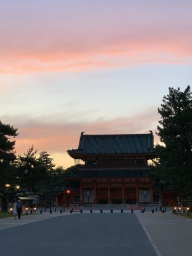 岡崎フードパークの2020年の日程は?駐車場情報と平安神宮周辺混雑状況も紹介!