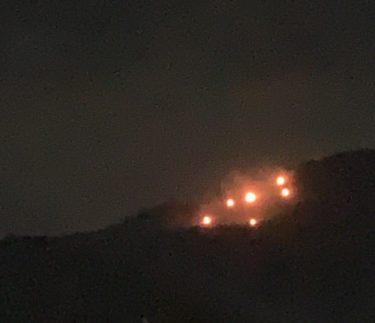 五山送り火2020年自粛で6点の大文字に?写真画像と点火時間や送り火の意味は?
