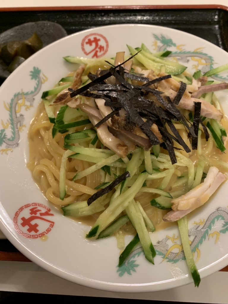冷麺中華のサカイ