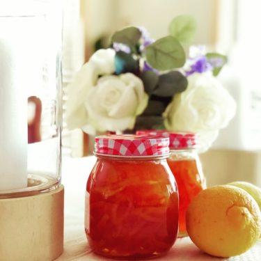 りんごのジュレの作り方 どうやったらうまく固まる?保存は煮沸消毒が必要!
